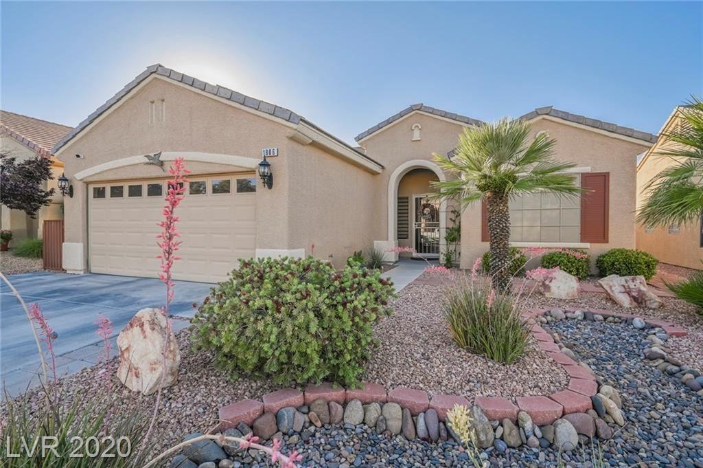 Photo of 1806 Eagle Mesa Avenue, Henderson, NV 89012 (MLS # 2212822)