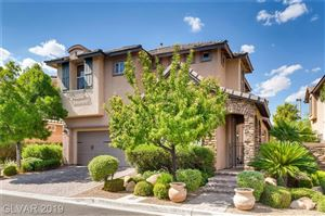 Photo of 1021 BARONET Drive, Las Vegas, NV 89138 (MLS # 2135823)