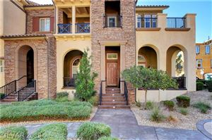 Photo of 2 CORTE VITA, Henderson, NV 89011 (MLS # 2143823)