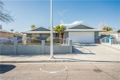 Photo of 400 SANTA FE Street, Las Vegas, NV 89145 (MLS # 2165823)