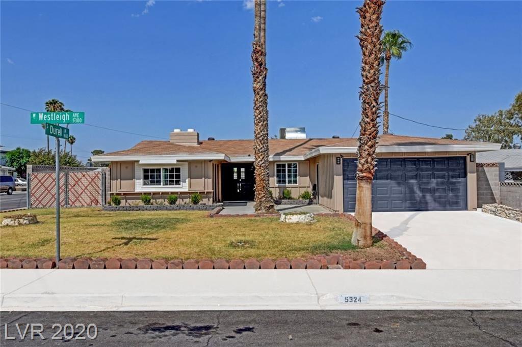 Photo of 5324 Westleigh Avenue, Las Vegas, NV 89146 (MLS # 2232823)
