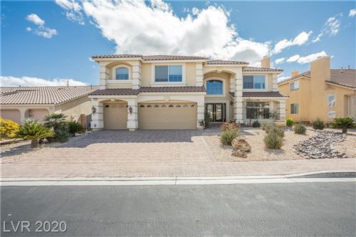 Photo of 4425 Melrose Abbey, Las Vegas, NV 89141 (MLS # 2184824)