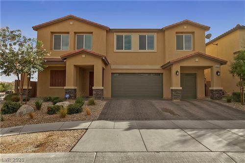 Photo of 4041 Akira Avenue, North Las Vegas, NV 89084 (MLS # 2337824)