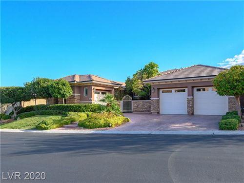 Photo of 11541 Balaton Lake Avenue, Las Vegas, NV 89138 (MLS # 2244825)