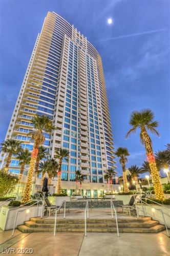 Photo of 2700 South Las Vegas Boulevard #3410, Las Vegas, NV 89109 (MLS # 2256825)