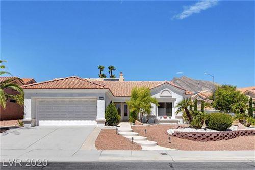 Photo of 2517 Maddington Drive, Las Vegas, NV 89134 (MLS # 2212826)