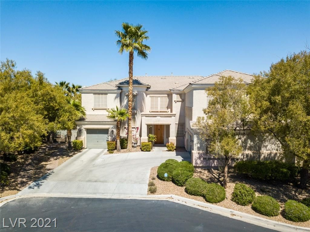 Photo of 5362 Cappellini Court, Las Vegas, NV 89141 (MLS # 2285827)
