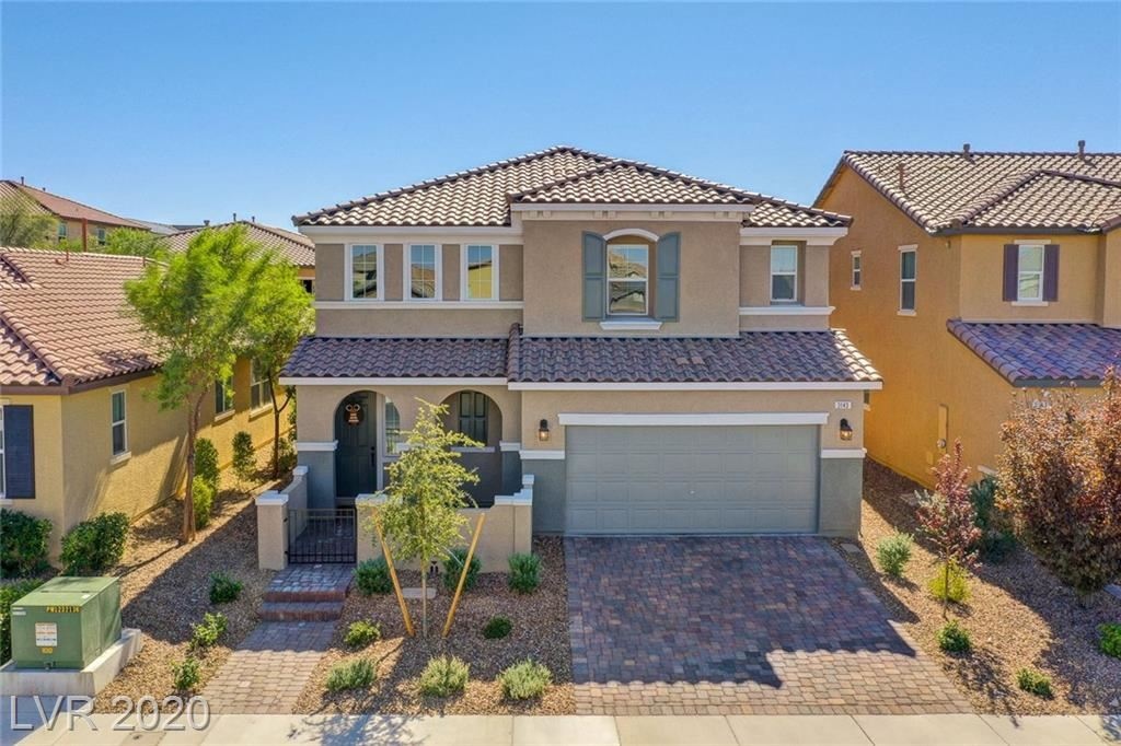 Photo of 3143 Biccari Avenue, Henderson, NV 89044 (MLS # 2240828)