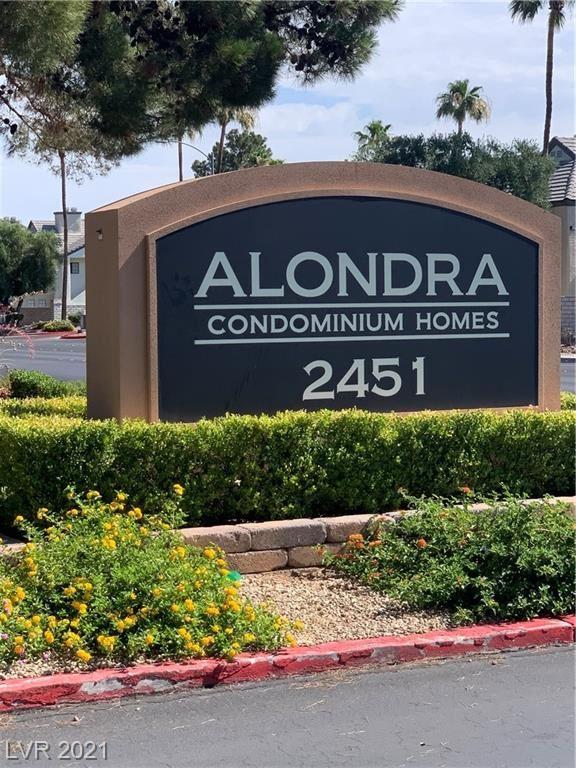2451 North Rainbow Boulevard #2127, Las Vegas, NV 89108 - MLS#: 2313828