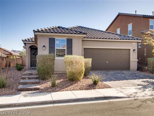 Photo of 714 GULF PEARL Drive, Henderson, NV 89002 (MLS # 2158829)