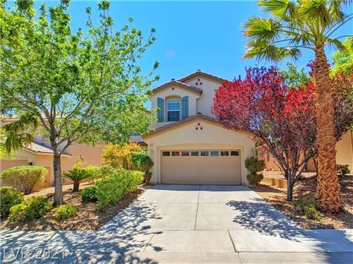 Photo of 11231 Tribiani Avenue, Las Vegas, NV 89138 (MLS # 2292829)