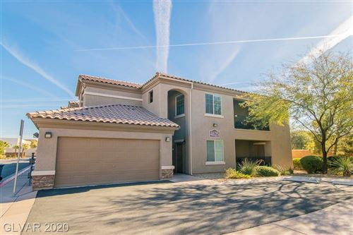 Photo of 4625 CENTISIMO Drive #204, Las Vegas, NV 89084 (MLS # 2163830)
