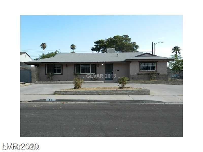 Photo of 1741 Howard Avenue, Las Vegas, NV 89104 (MLS # 2233830)