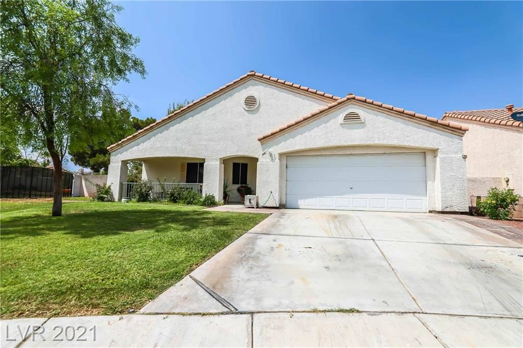 Photo of 4455 Donica Rose Court, North Las Vegas, NV 89031 (MLS # 2317830)