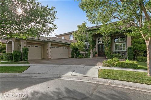 Photo of 9300 Provence Garden Lane, Las Vegas, NV 89145 (MLS # 2261831)