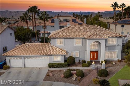 Photo of 3625 Emerald Beach Court, Las Vegas, NV 89147 (MLS # 2263831)
