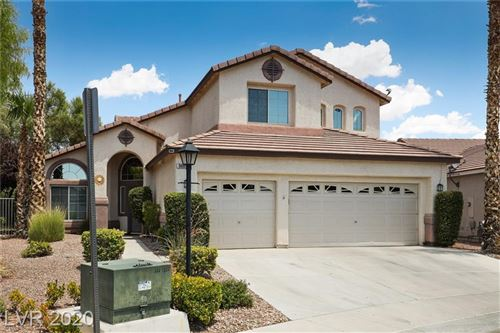 Photo of 5600 Angels Landing Avenue, Las Vegas, NV 89131 (MLS # 2211832)