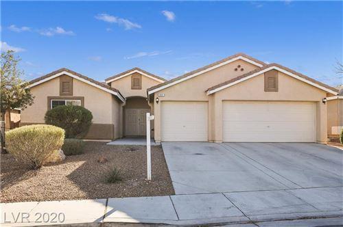 Photo of 117 Hunters Paradise Avenue, North Las Vegas, NV 89084 (MLS # 2256832)