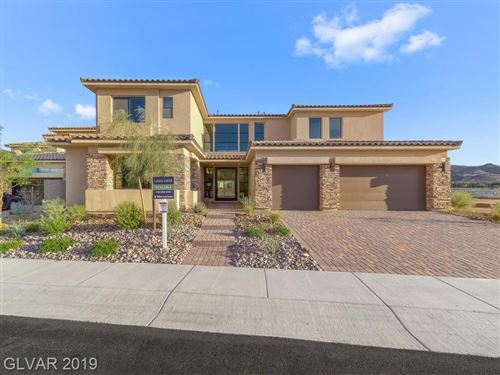 Photo of 54 GARIBALDI Way, Henderson, NV 89011 (MLS # 2159833)