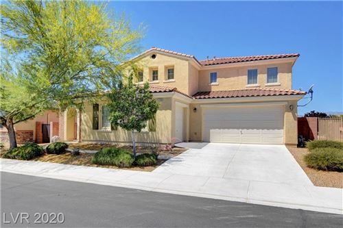 Photo of 7129 Pipers Run, North Las Vegas, NV 89084 (MLS # 2201833)