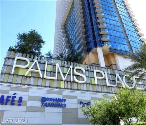 Photo of 4381 West Flamingo Road #5007, Las Vegas, NV 89103 (MLS # 2330833)