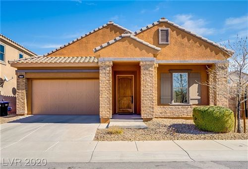 Photo of 1024 VIA CANALE Drive, Henderson, NV 89011 (MLS # 2173834)