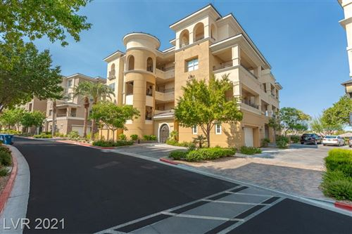 Photo of 9208 Tesoras Drive #201, Las Vegas, NV 89144 (MLS # 2262834)