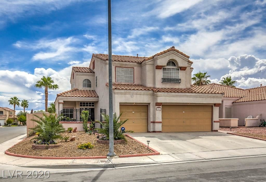 Photo of 3518 Flaming Thorn Drive, North Las Vegas, NV 89032 (MLS # 2240834)