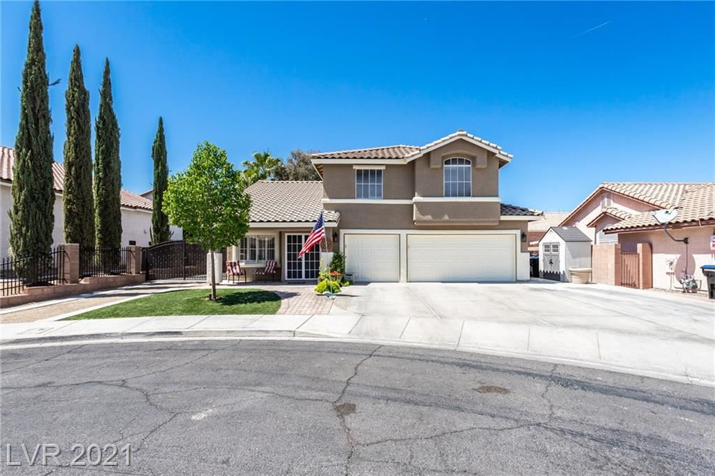 Photo of 1037 Secluded Acres Court, Henderson, NV 89002 (MLS # 2287834)