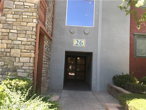 Photo of 26 SERENE Avenue #301, Las Vegas, NV 89123 (MLS # 2189835)