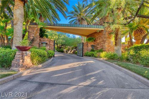 Photo of 1701 Enclave Court, Las Vegas, NV 89134 (MLS # 2217835)