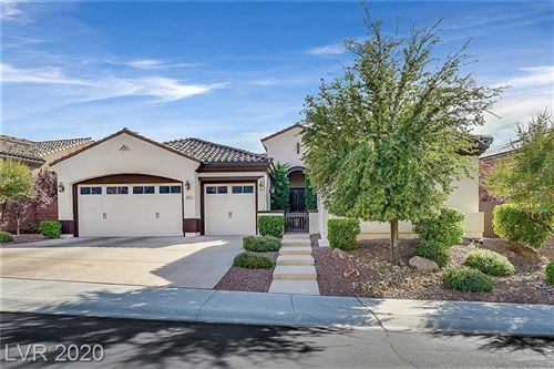 Photo of 2421 Luberon Drive, Henderson, NV 89044 (MLS # 2244835)