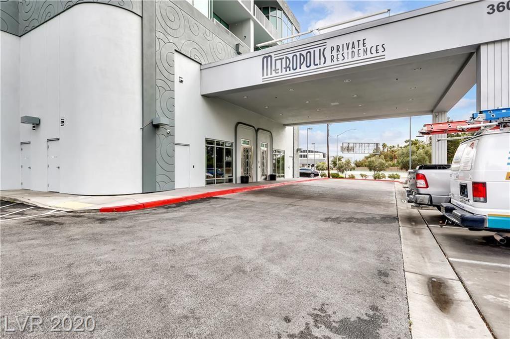 Photo of 360 Desert Inn #807, Las Vegas, NV 89109 (MLS # 2182835)