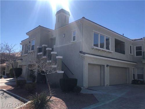 Photo of 10809 Garden Mist Drive #2058, Las Vegas, NV 89135 (MLS # 2272836)
