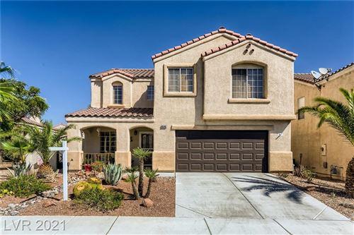 Photo of 8540 Hidden Pines Avenue, Las Vegas, NV 89143 (MLS # 2332836)