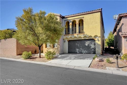Photo of 156 Honors Course Drive, Las Vegas, NV 89148 (MLS # 2249837)