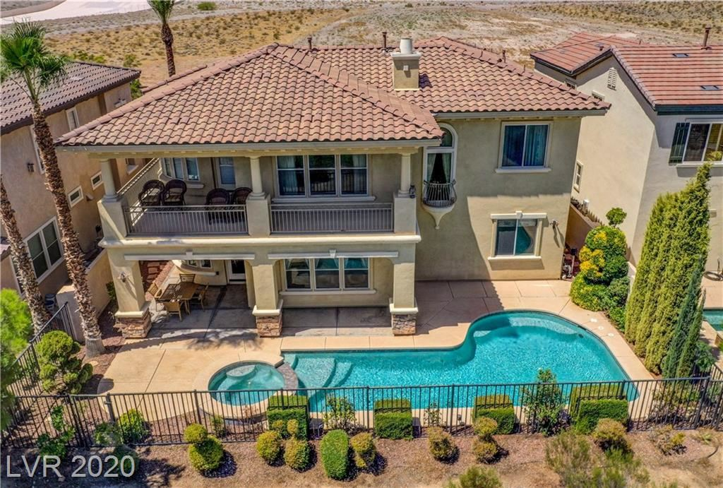Photo of 1974 Country Cove Court, Las Vegas, NV 89135 (MLS # 2222838)