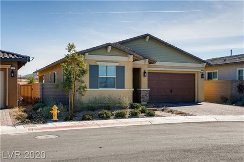 Photo of 692 ROSEWATER Drive, Henderson, NV 89011 (MLS # 2176839)