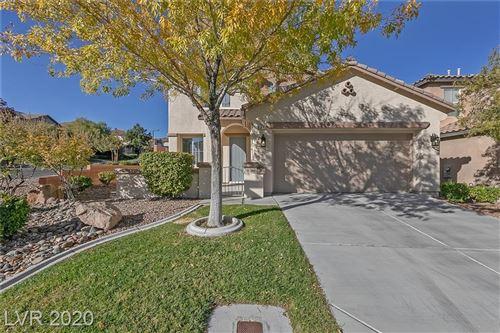 Photo of 591 Lacabana Beach Drive, Las Vegas, NV 89138 (MLS # 2249839)