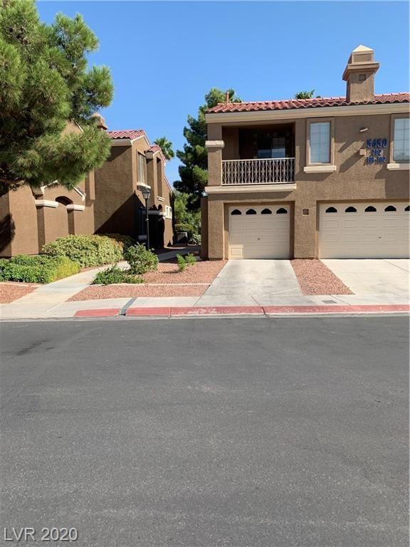 Photo of 5450 Shay Mountain Place #202, Las Vegas, NV 89149 (MLS # 2234839)