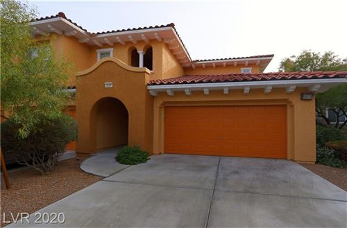 Photo of 11835 Portina Drive #2023, Las Vegas, NV 89138 (MLS # 2218840)