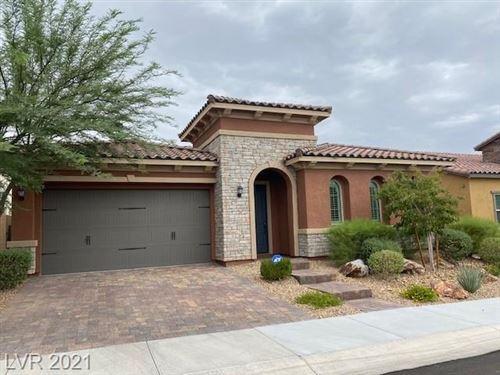 Photo of 8119 Canyon Grassland Street, Las Vegas, NV 89166 (MLS # 2333840)