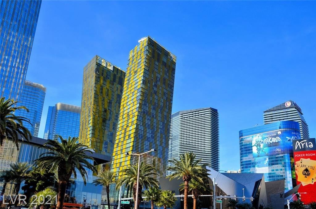 Photo of 3722 Las Vegas Boulevard #1809, Las Vegas, NV 89158 (MLS # 2279840)