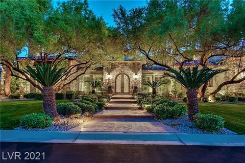 Photo of 9 Mountain Cove Court, Henderson, NV 89052 (MLS # 2272841)