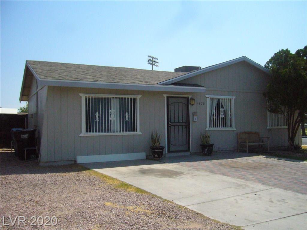Photo of 3400 Landau Street, North Las Vegas, NV 89030 (MLS # 2225841)