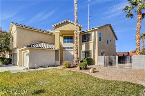 Photo of 6136 Peggotty Avenue, Las Vegas, NV 89130 (MLS # 2254842)