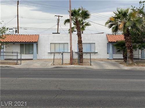 Photo of 815 North Major Avenue, Henderson, NV 89015 (MLS # 2291842)