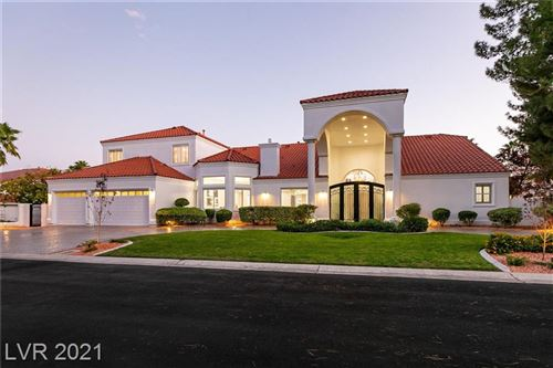 Photo of 46 Sawgrass Court, Las Vegas, NV 89113 (MLS # 2340843)