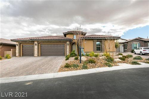 Photo of 268 Tarragona Breeze Avenue, Las Vegas, NV 89138 (MLS # 2271844)