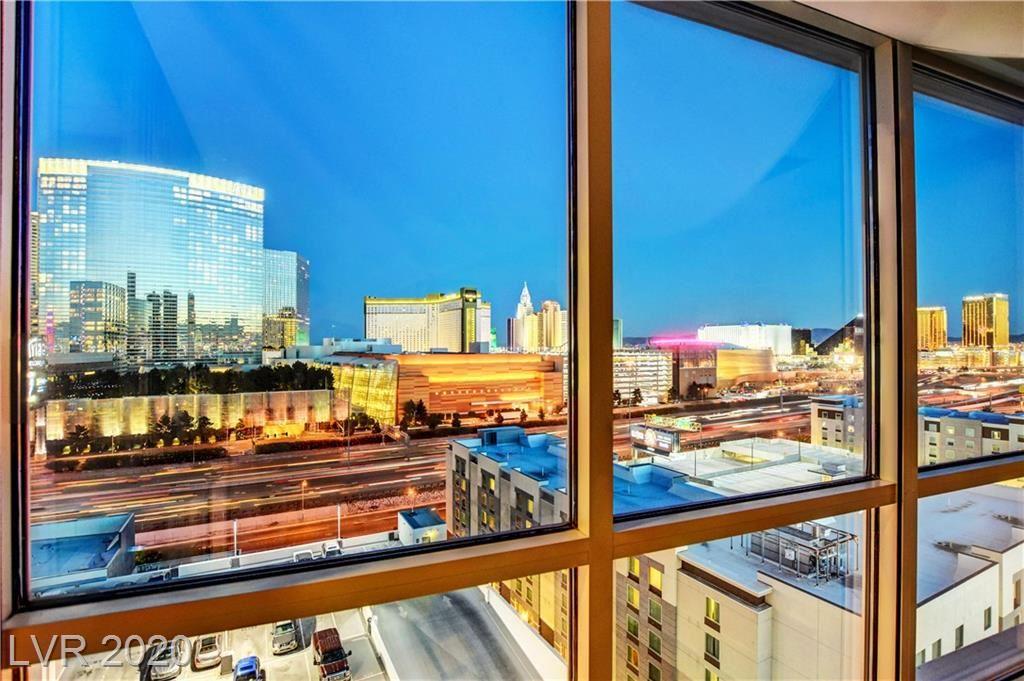 Photo of 4575 DEAN MARTIN Drive #1103, Las Vegas, NV 89103 (MLS # 2176844)